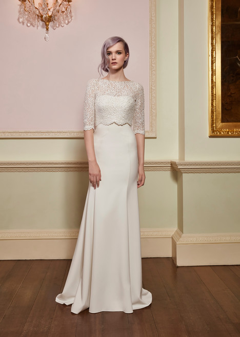 Adore (JPB722) & Amour (JPB686) Wedding                                          dress by Jenny Packham