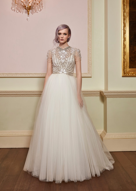 Magic (JPB723) & Magia (JPB712) Wedding                                          dress by Jenny Packham