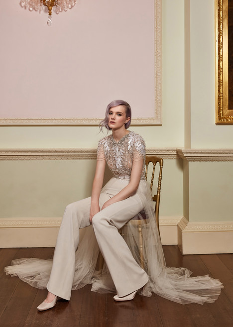 Magic (JPB723) & Clemence (JPB720) Wedding                                          dress by Jenny Packham