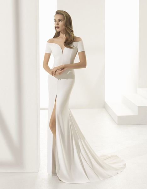 Padua Wedding                                          dress by Rosa Clara Couture