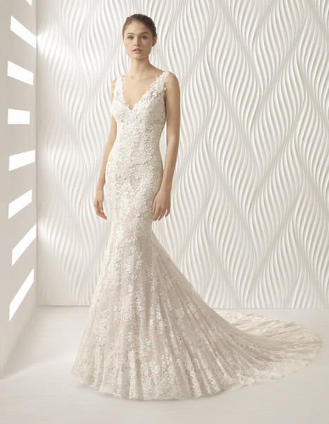Adela Wedding                                          dress by Rosa Clara