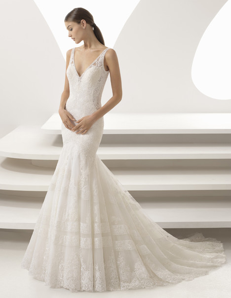 Adeline Wedding                                          dress by Rosa Clara