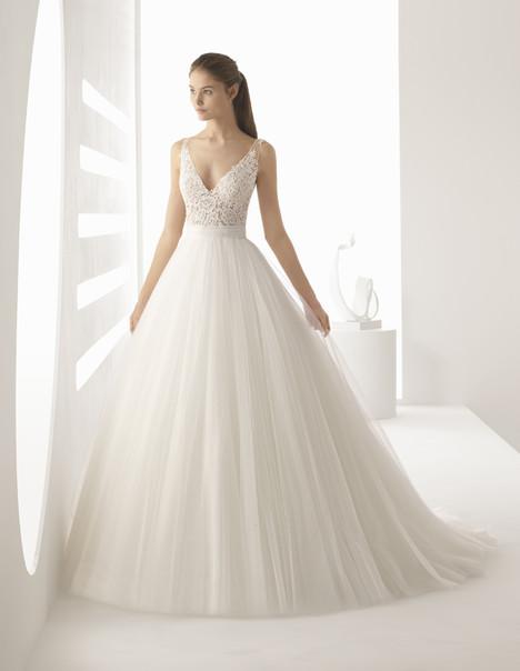 Alejo Wedding                                          dress by Rosa Clara