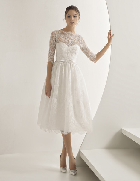 Amalia Wedding                                          dress by Rosa Clara