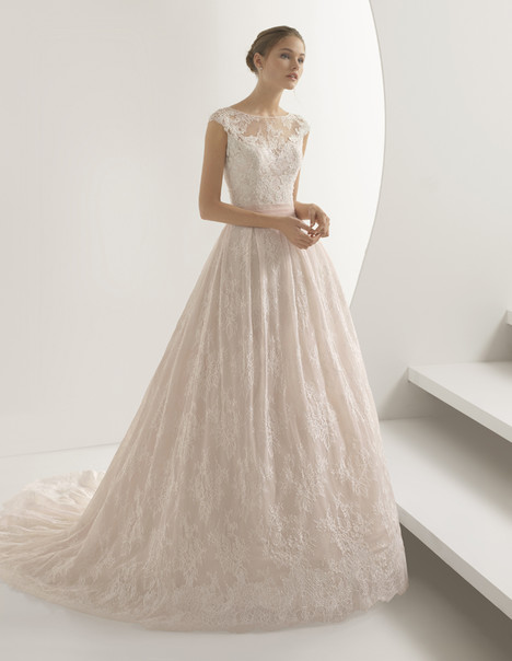Amanda Wedding                                          dress by Rosa Clara
