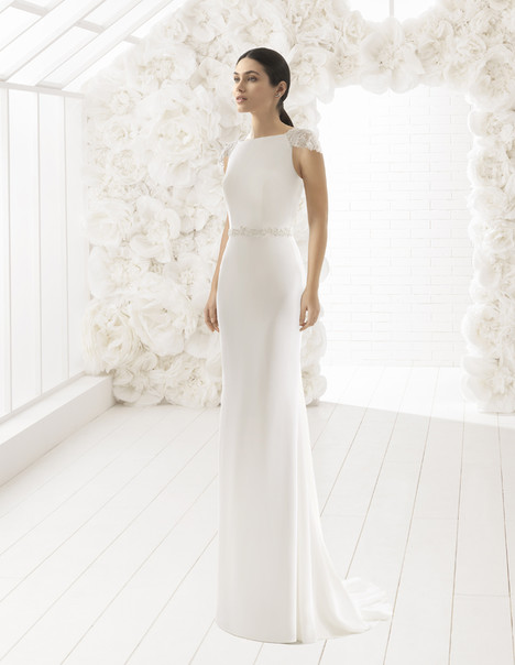 Watt Wedding                                          dress by Rosa Clara: Soft