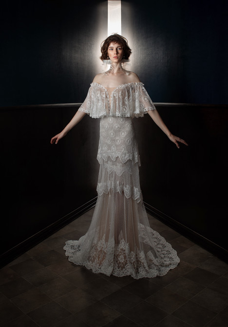 Lizzy Wedding                                          dress by Galia Lahav