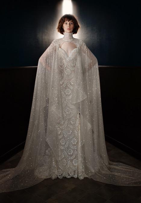 Rayne (+ Sterling Cape) Wedding                                          dress by Galia Lahav