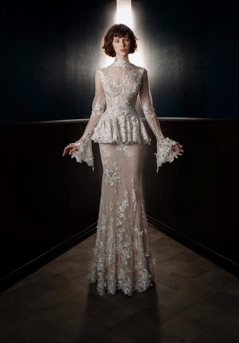 Tesle Wedding                                          dress by Galia Lahav