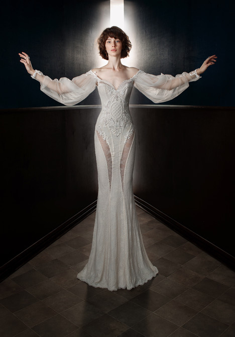 Thelma Wedding                                          dress by Galia Lahav