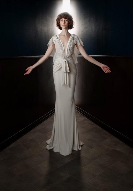 Velvet Wedding                                          dress by Galia Lahav