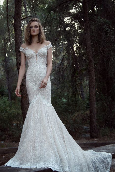 909 Wedding                                          dress by GALA by Galia Lahav