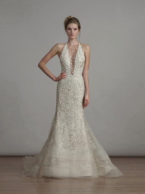 6889 Wedding                                          dress by Liancarlo