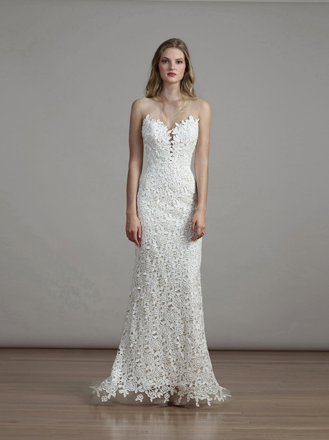 6890 Wedding                                          dress by Liancarlo