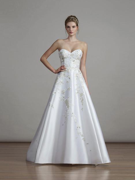 6895 Wedding                                          dress by Liancarlo