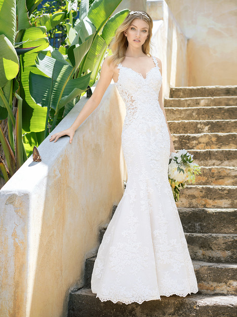 Oleander (D8146) Wedding dress by Val Stefani