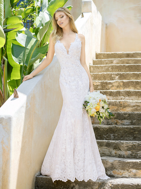 Padma (D8147) gown from the 2018 Val Stefani collection, as seen on dressfinder.ca