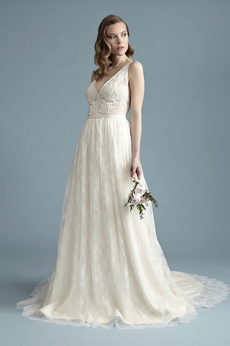BA001 Wedding                                          dress by Barbra Allin