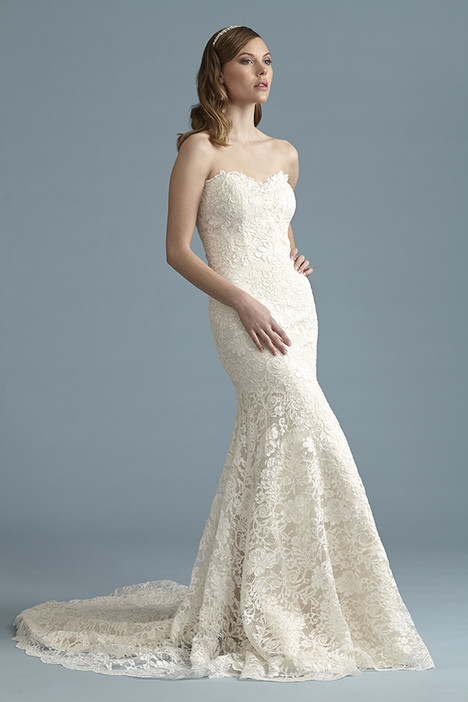 BA126 Wedding                                          dress by Barbra Allin