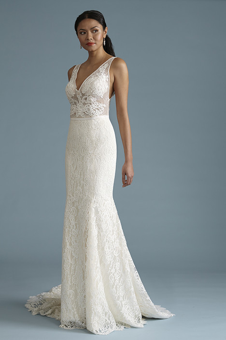 BA034 Wedding dress by Barbra Allin