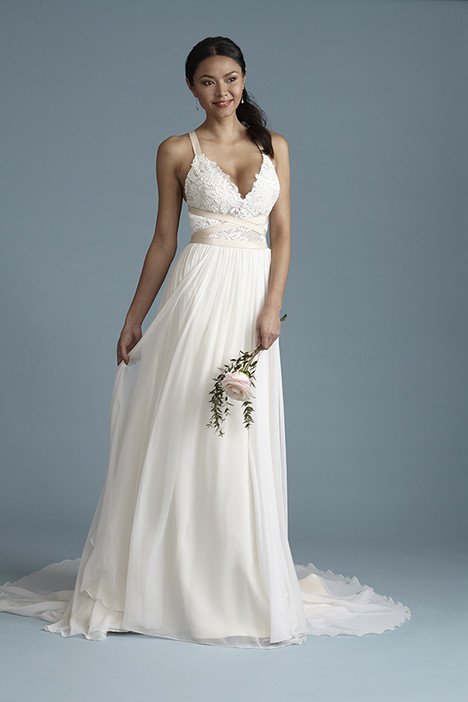 BA002 Wedding                                          dress by Barbra Allin