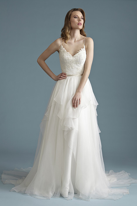 BA057 Wedding                                          dress by Barbra Allin
