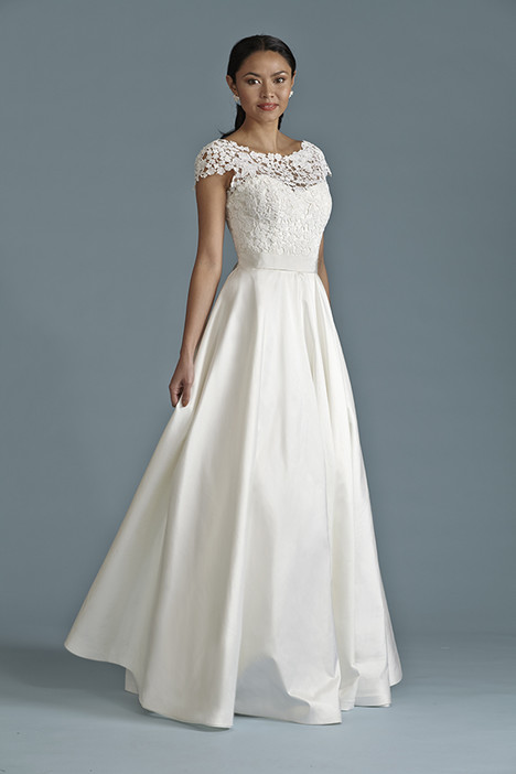 BA051 Wedding                                          dress by Barbra Allin