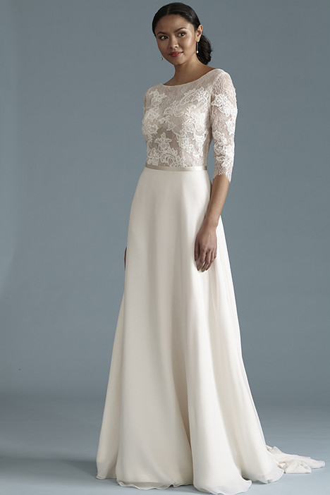 BA056 Wedding dress by Barbra Allin