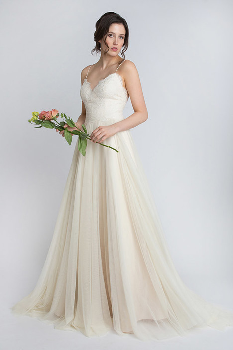 BA1 Wedding                                          dress by Barbra Allin