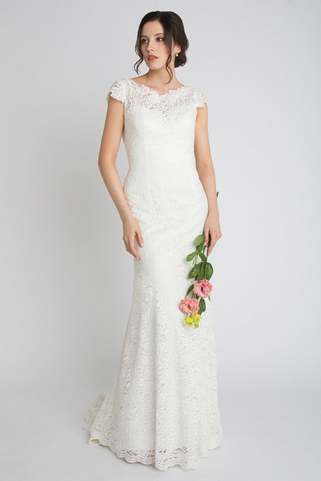 BA2 Wedding                                          dress by Barbra Allin