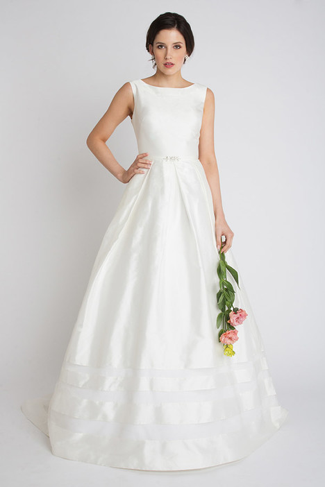 BA3 Wedding                                          dress by Barbra Allin