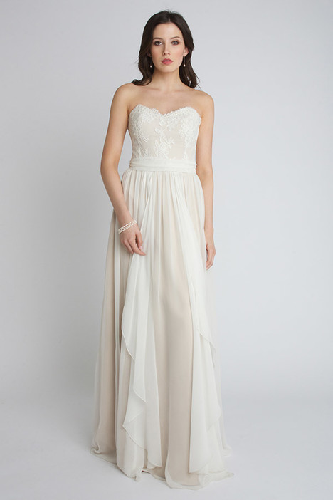 BA4 Wedding                                          dress by Barbra Allin