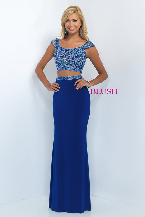 11000 Prom dress by Blush Prom