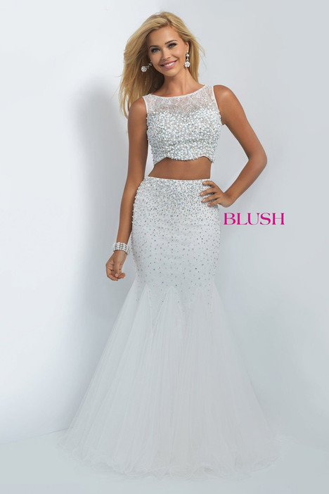 11003 Prom dress by Blush Prom