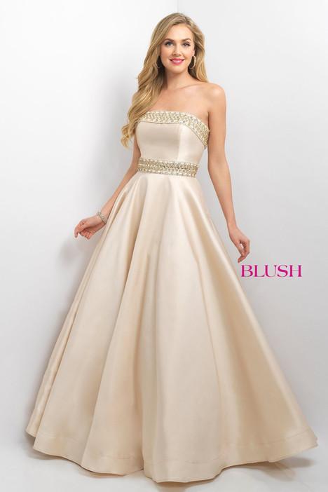 11131 Prom                                             dress by Blush Prom