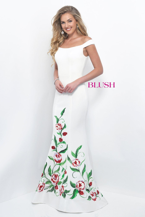 11207 Prom                                             dress by Blush Prom
