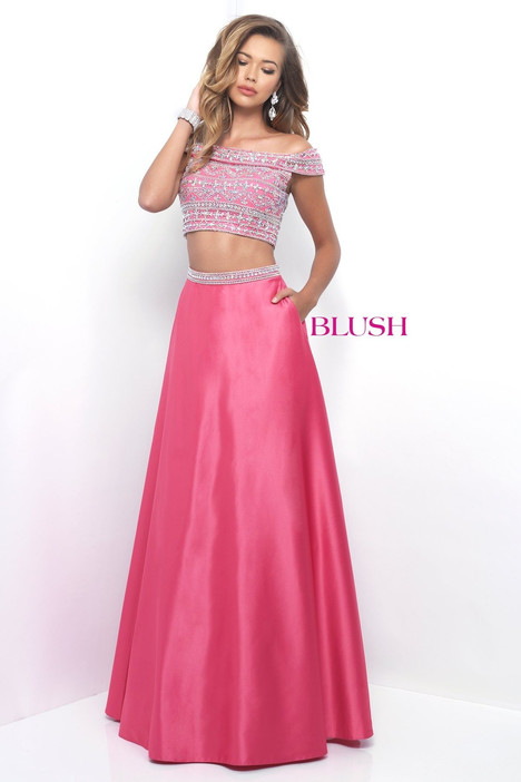 11211 gown from the 2017 Blush Prom collection, as seen on dressfinder.ca