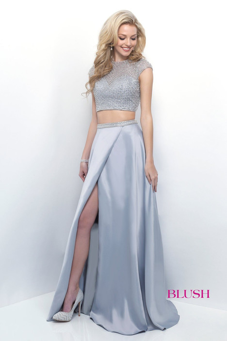 11213 Prom                                             dress by Blush Prom