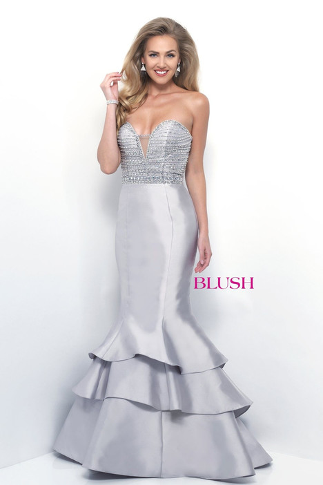 11215 Prom                                             dress by Blush Prom