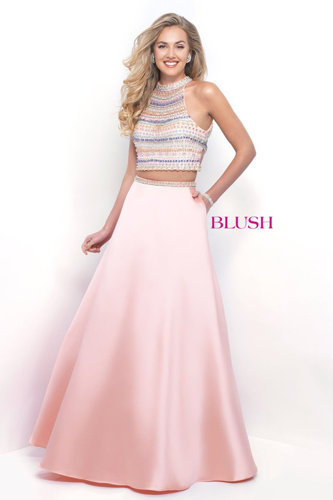 11216 Prom                                             dress by Blush Prom