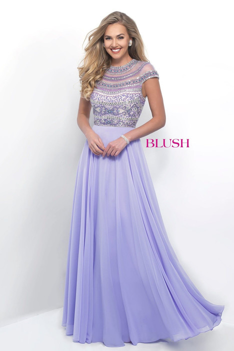 11217 Prom                                             dress by Blush Prom