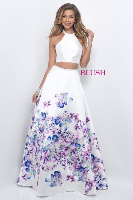 11218 Prom                                             dress by Blush Prom