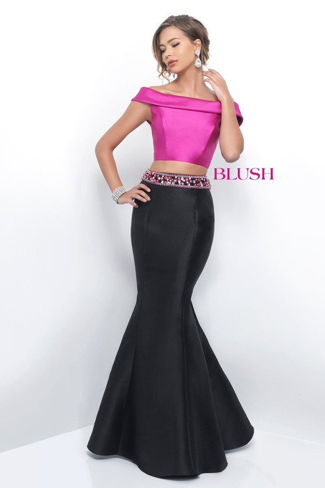 11222 Prom dress by Blush Prom