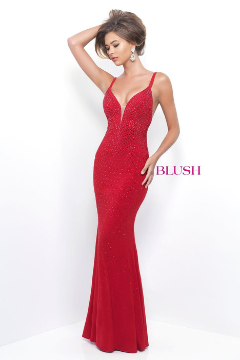 11236 Prom dress by Blush Prom