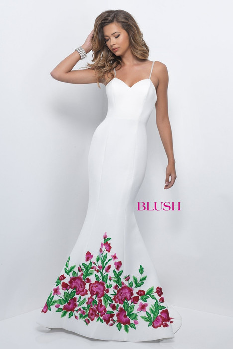 11237 Prom dress by Blush Prom