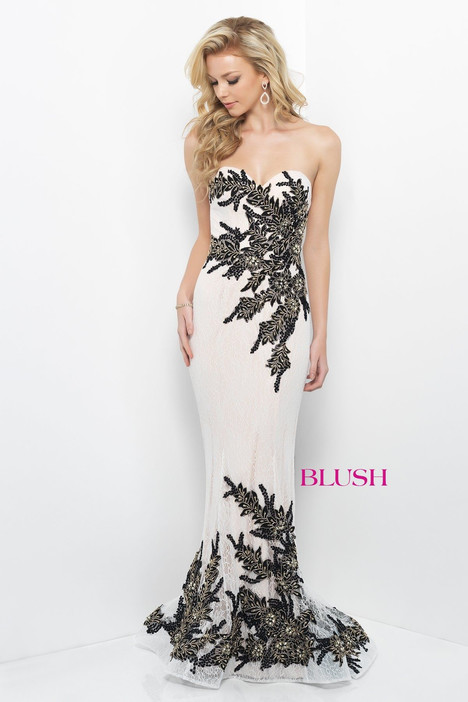 11241 gown from the 2017 Blush Prom collection, as seen on dressfinder.ca