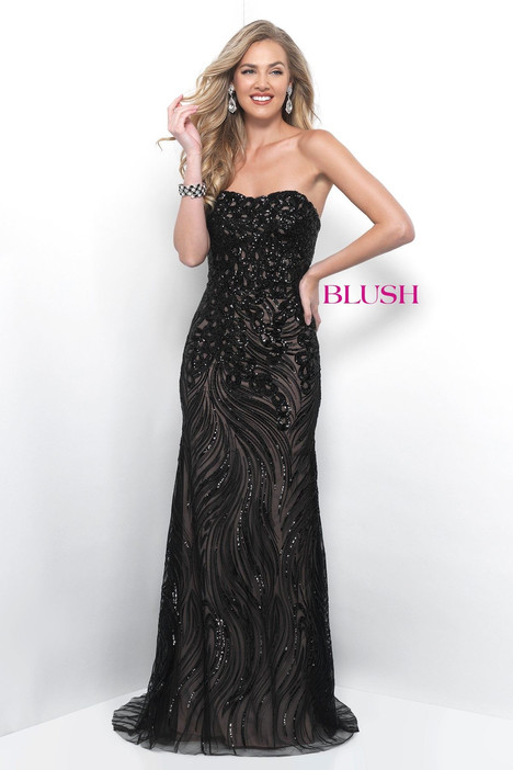 11242 Prom                                             dress by Blush Prom