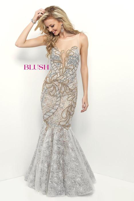 11243 Prom                                             dress by Blush Prom