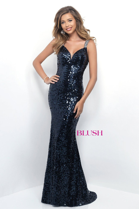 11245 Prom                                             dress by Blush Prom