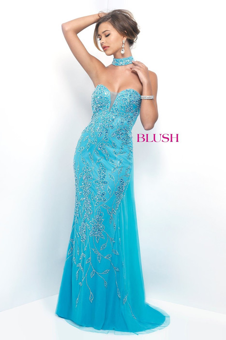 11246 Prom                                             dress by Blush Prom